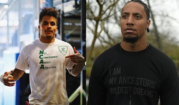 """Eric Reid and Kenny BLAST NFL; Colin Kaepernick's Workout Was """"Media Circus"""""""