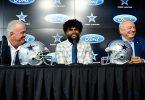 Ezekiel Elliott SLAMS Jerry Jones Criticism of Coach Jason Garrett