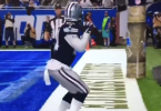 Ezekiel Elliott Joins The Dak Prescott Hip Thrust Dance Train