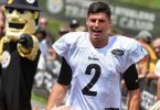 Mason Rudolph Admits He Attacked Myles Garrett First