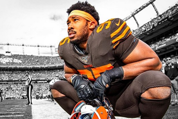 Is Myles Garrett Telling The Truth Or Not About Mason Using A Racial Slur