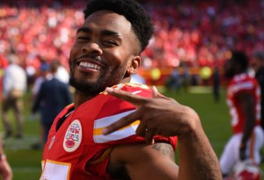 Former Chiefs RB Charcandrick West Announces Retirement