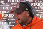 Cleveland Browns Fire Head Coach Freddie Kitchens