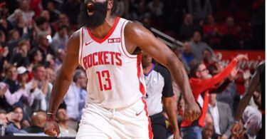 James Harden Scores 60 Points In 31 Minutes