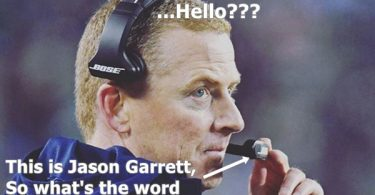 Cowboys Win But Is It OVER For Head Coach Jason Garrett