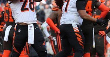 Bengals Joe Mixon Apologizes For Hitting Ref With Helmet