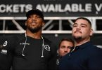 Ring Girls SCRAPPED For Andy Ruiz vs. Anthony Joshua II