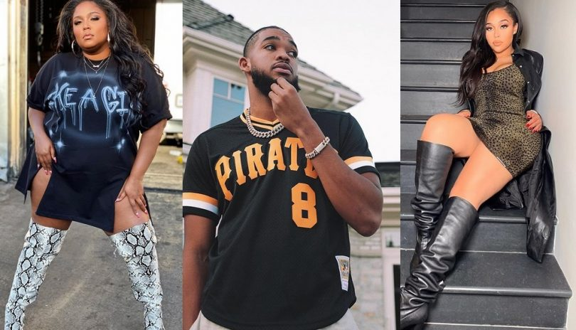 Lizzo Wants Karl Anthony Towns Wants Jordyn Woods!