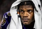 Ravens Lamar Jackson Gets Nasty with 49ers Defenders