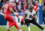 Lamar Jackson Suffered Quad Injury Against The Bills
