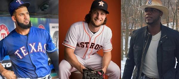 MLB TRADES: Nomar Mazara; Gerrit Cole; Alex Avila; Michael Pineda