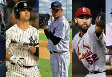 MLB TRADES: Rick Porcello; Michael Wacha; Dellin Betances; Brett Gardner; Yimi Garcia