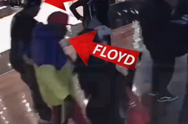 Floyd Mayweather's Bodyguard Caught Punching Fan