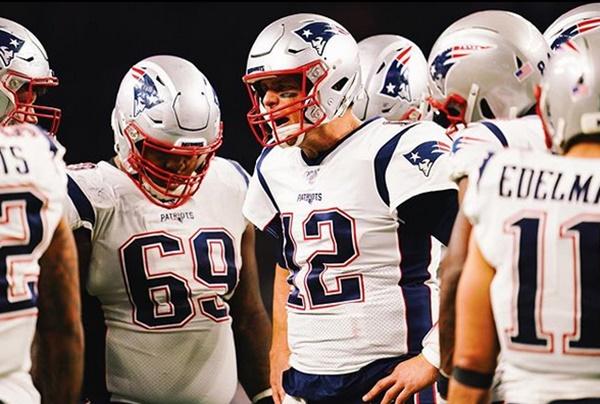 Patriots Tom Brady BOOED By Fans