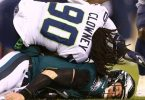 NFL Not Fining Jadeveon Clowney For Dirty Hit On Carson Wentz