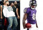 Drake Curse Is Back; Baltimore Ravens Lose