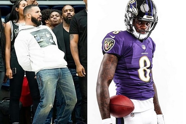 Drake Curse Is Back; Baltimore Ravens Lose