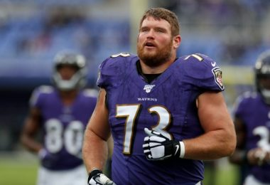 Ravens Marshal Yanda BLASTS Jeffery Simmons For Spitting In His Face