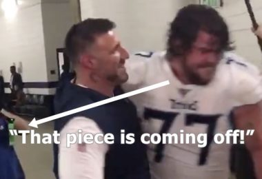 Titans Mike Vrabel May Be Cutting Off His Piece Afterall