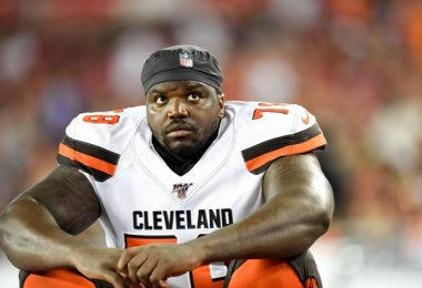 Browns Lineman Greg Robinson Busted
