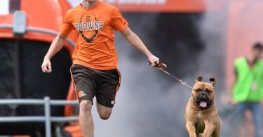 The Cleveland Browns Say Goodbye To Swagger