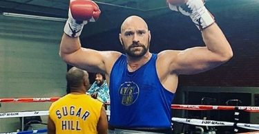 Tyson Fury May Quit Boxing When His Contract Is Up