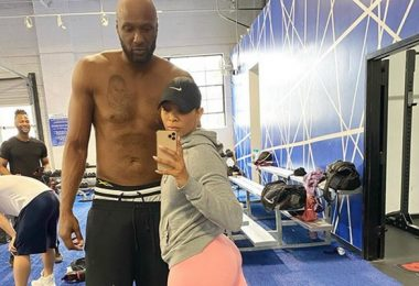 Lamar Odom's Daughter Slams His New Fiance Sabrina Parr