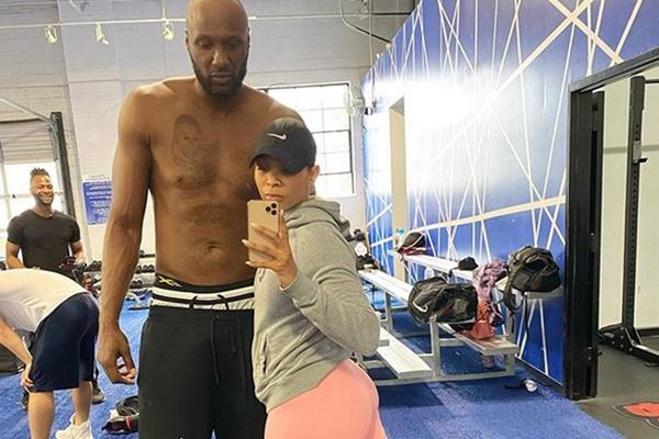 Lamar Odom's Daughter Slams His New Fiance Sabrina Parr