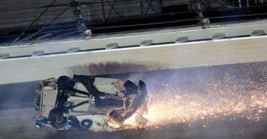 Ryan Newman Survives Horrific Daytona 500 Crash; Injuries Considered Non-Life Threatening