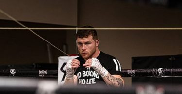Canelo Alvarez-Billy Joe Saunders Fight Postponed