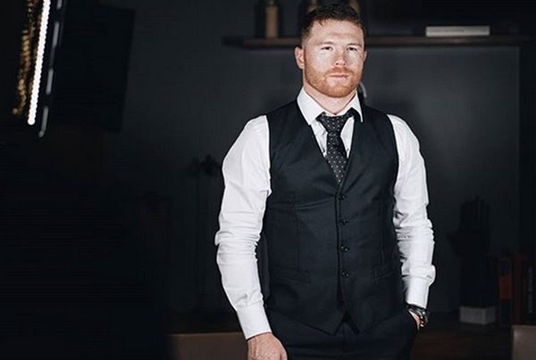 Canelo Fight First Global Event May 2 For DAZN