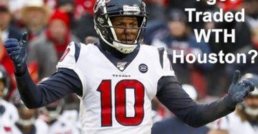 DeAndre Hopkins Traded To Cardinals; He Responds