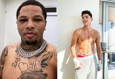 Gervonta Davis REACTS to Ryan Garcia's KO Prediction