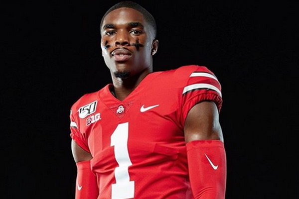Reporter Fired After 'Inexcusable' Question to Ohio State DB Jeff Okudah