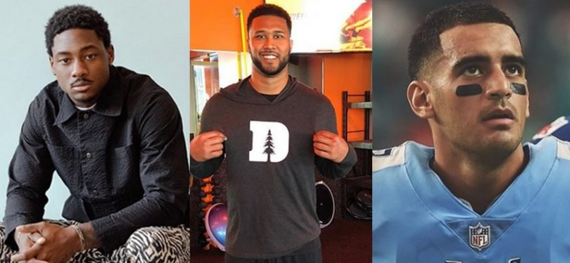 NFL TRADES: Stefon Diggs; DeForest Buckner + Marcus Mariota