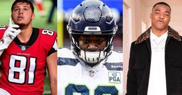 NFL Trades: Austin Hooper; Jarran Reed + Amari Cooper