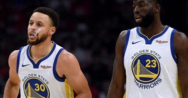 Warriors' Steph Curry Diagnosed with Flu