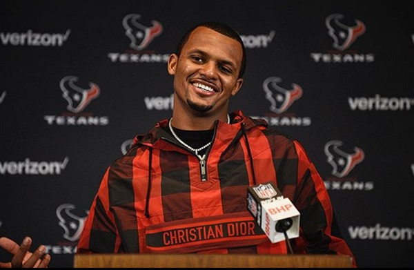 Texans Contract Extension Talks Started With QB Deshaun Watson