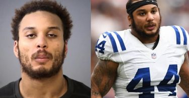 Ex-Colts LB Antonio Morrison Charged With Battery