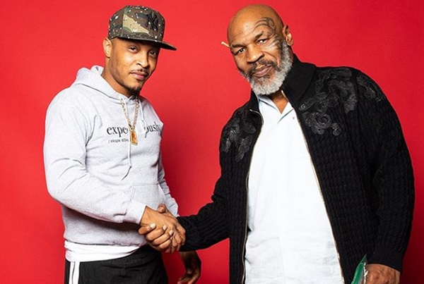 Mike Tyson Serious About A Comeback at 53