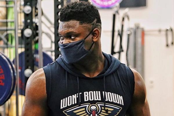 Zion Williamson Re-Enters NBA Bubble; Quarantine Begins