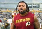 Washington Releases RB Derrius Guice Shortly After Arrest