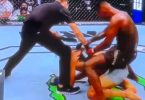 Isreal Adesanya Beats Paulo Costa The Humps Him
