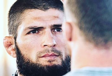Khabib Nurmagomedov Following Muhammad Ali + Mike Tyson Footsteps