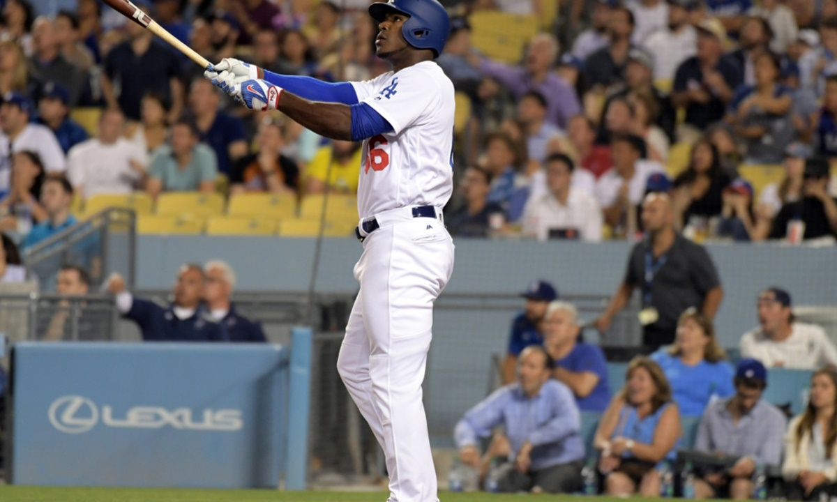 Yasiel Puig Makes Statement; NY Mets Fans are PISSED