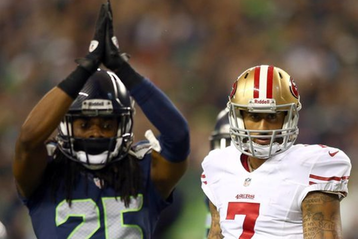 Richard Sherman: NFL to Kaepernick 'Boy, Stay in your Place'