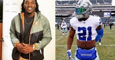 Dallas Cowboys Rookie RB Bo Scarbrough Wants Ezekiel Elliott