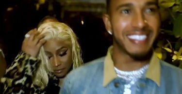 Is Lewis Hamilton Dating Nicki Minaj?