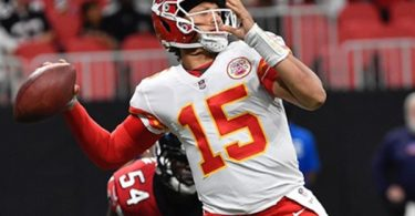 Chiefs QB Patrick Mahomes Voice Doesn't Match Looks