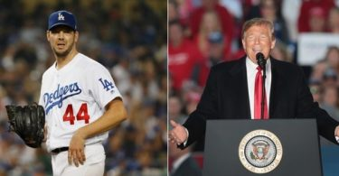 Dodgers Rich Hill RIPS Trump: Focus On Being A President